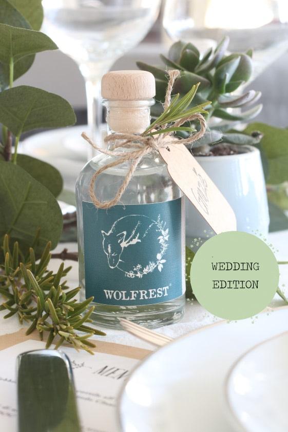 Pinterest Bomboniere Matrimonio.Matrimonio Quando Il Gin Diventa Bomboniera Wolfrest Gin